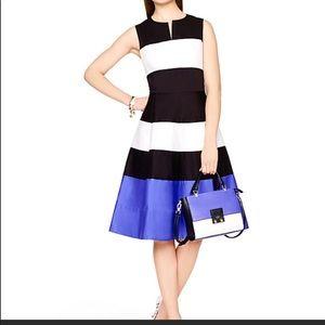 kate spade Dresses - Kate Spade Corley Colorblock Midi Dress